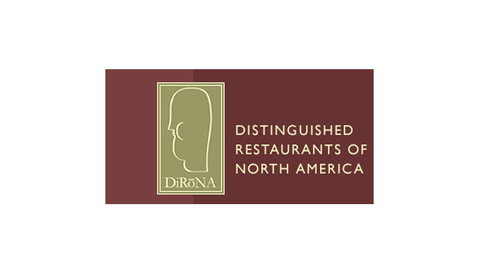 Distinguished Restaurants of North America : Award of Excellence