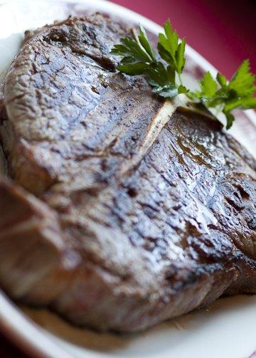 Gene and Georgetti Steak, Chicago, IL