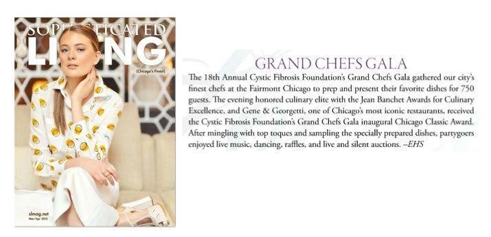 Grand Che'f Gala 2015
