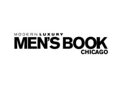 Modern Luxury, Men's Book, Chicago