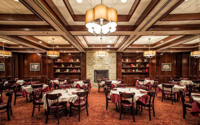 Gene & Georgetti Rosemont : Private Dining + Bar