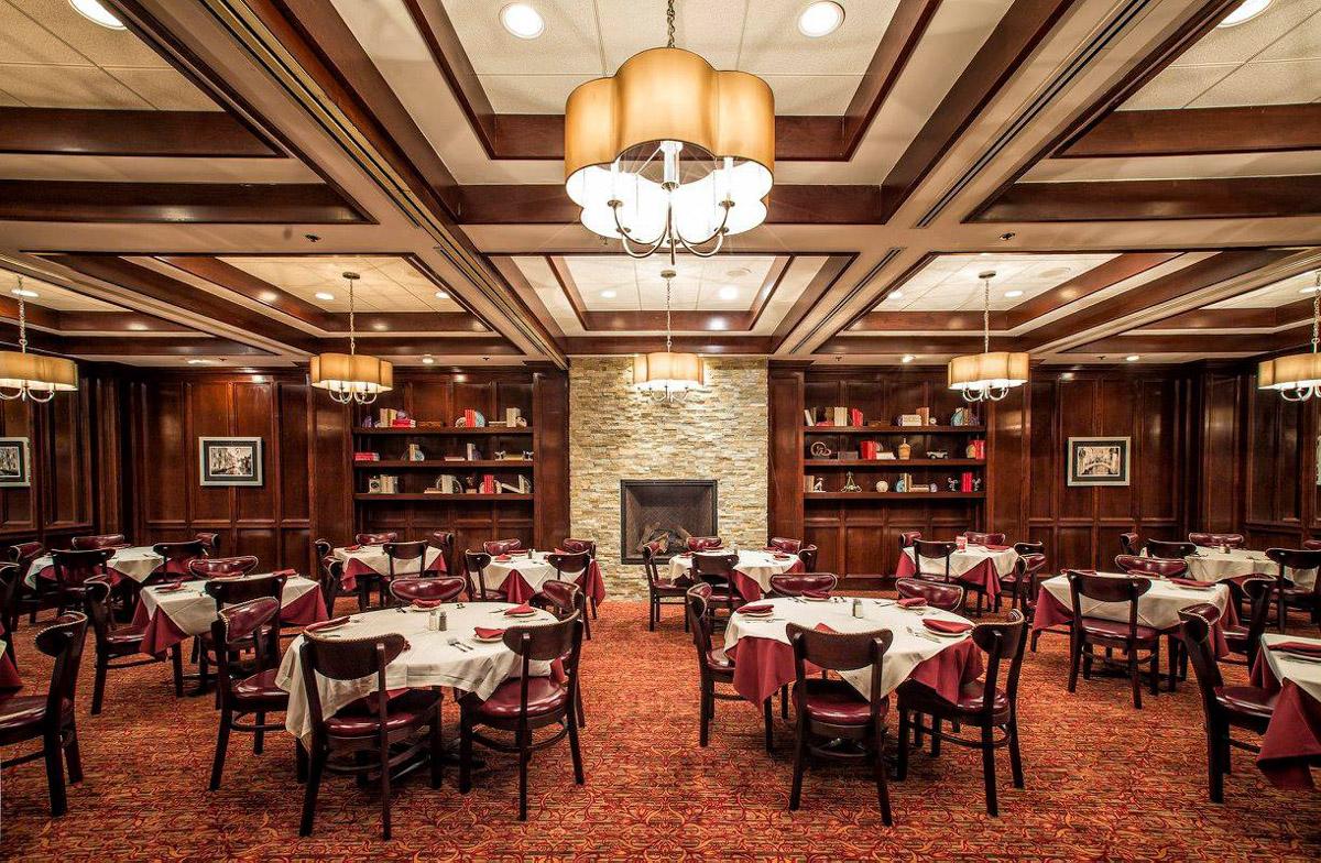 Gene Georgetti Rosemont Private Dining Bar Gene And Georgetti