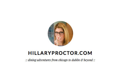 Hillary Proctor: Chicago Restaurant Week 2017, Dinner at Gene & Georgetti