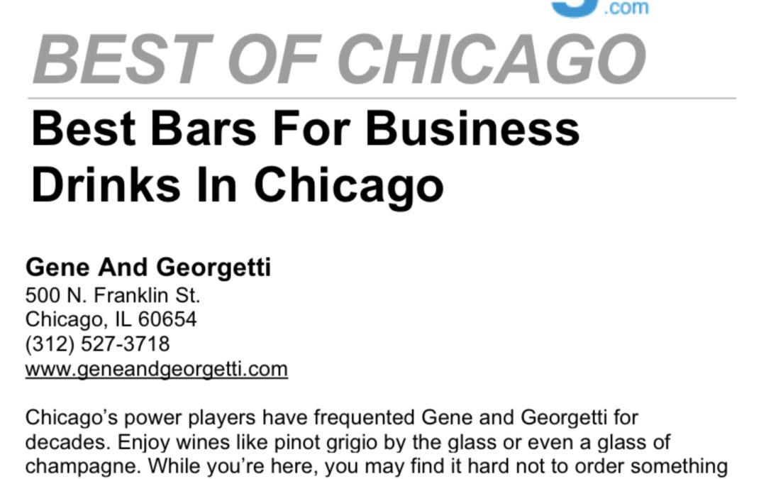 """Gene & Georgetti  """"Best"""" List Features Part 3"""