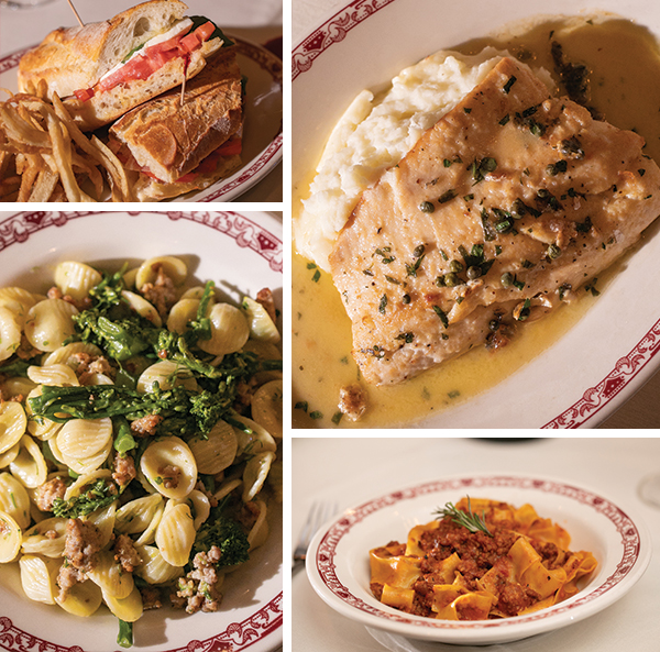 New Lunch and Dinner Specials in Rosemont!