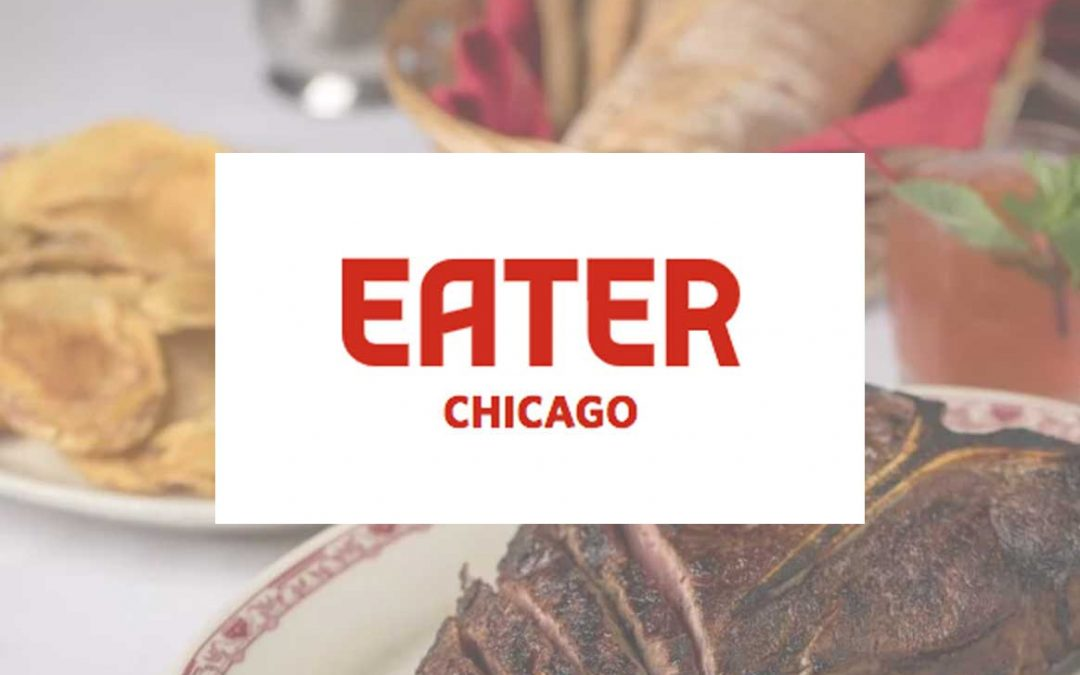 Our Broiled Steak Named A Chicago Iconic Dish