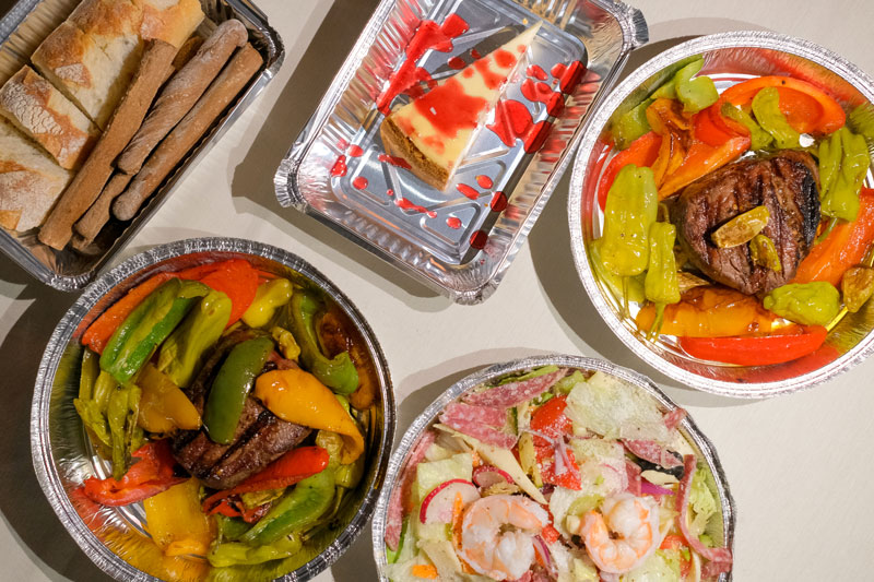CS Modern Luxury: 10 Luxe Chicago Restaurants For Take-Out While Sheltering In Place