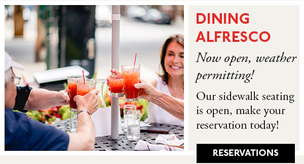 Gene & Georgetti Chicago Now Taking Reservations For Outdoor Dining!
