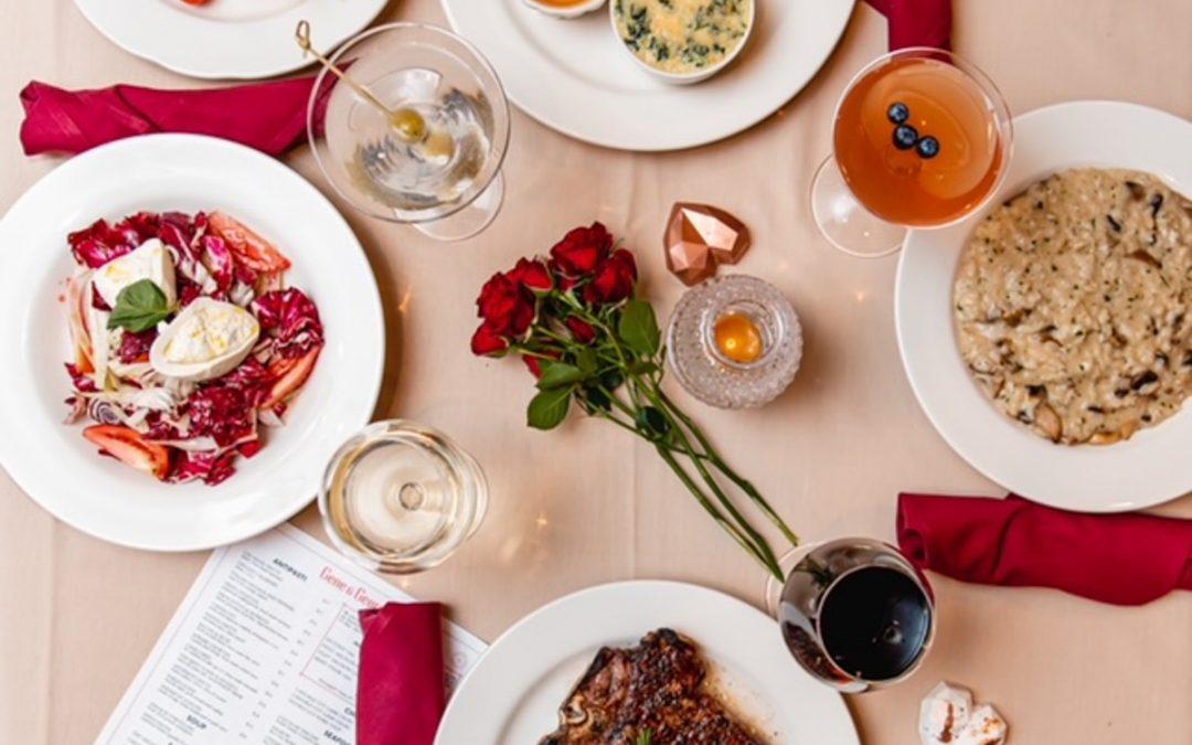Valentine's Day 2021 Dinner Specials at Gene & Georgetti Chicago
