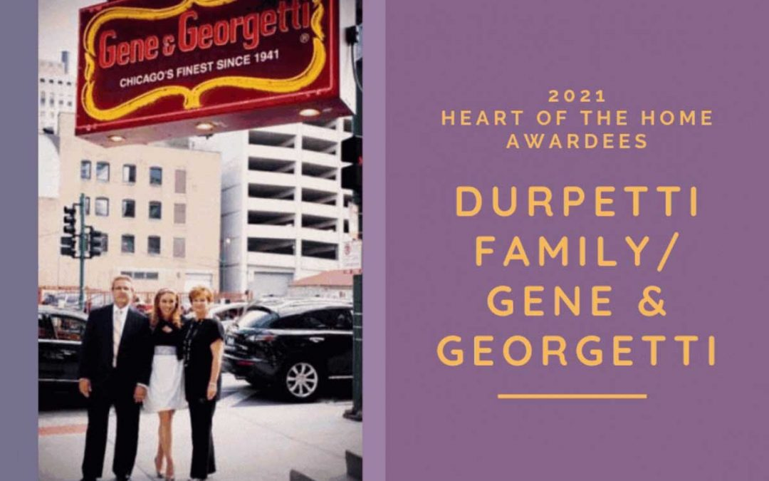 Hephzibah Children's Association Awards Gene & Georgetti
