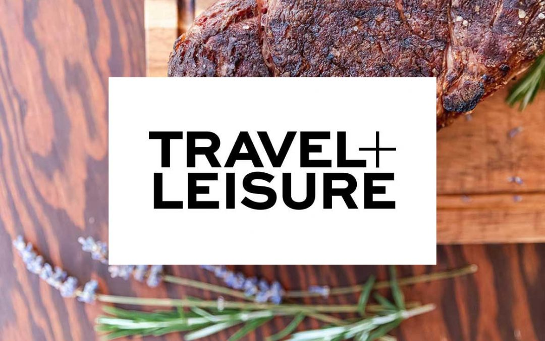 Travel + Leisure's Chicago Travel Guide Includes G&G